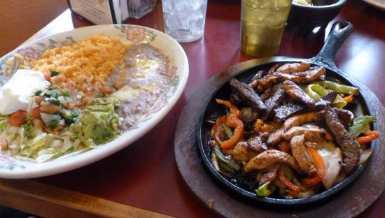 Cheney, WA: Combo Fajita Meal...