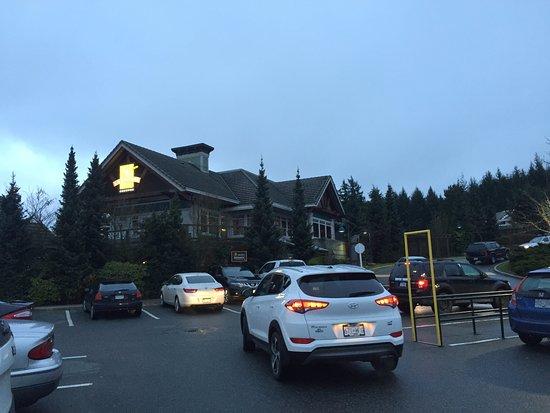 Exterior view of Longwood Brew Pub & Restaurant, 5775 Turner Rd, Nanaimo,BC