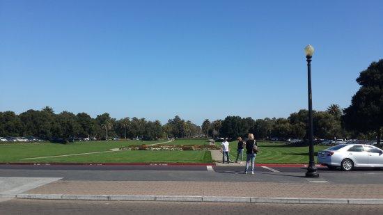 Palo Alto, Kaliforniya: Excellent campus