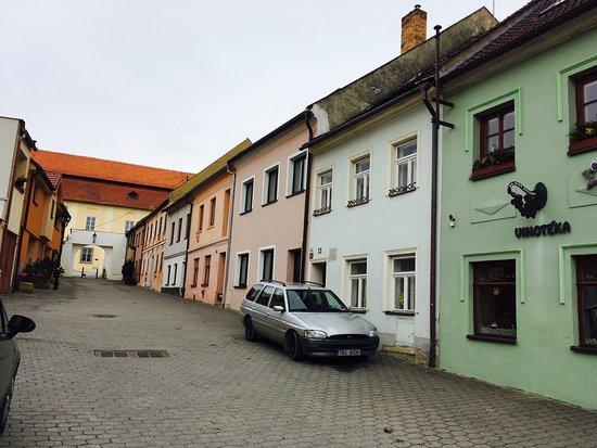 Boskovice Bölgesindeki Tatlı Mekanları