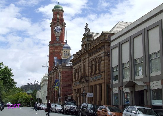 Launceston, Australia: Town Clock
