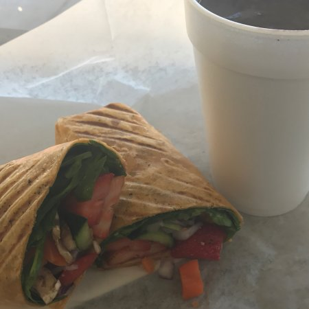 Fresh: Absolutely delicious wraps!