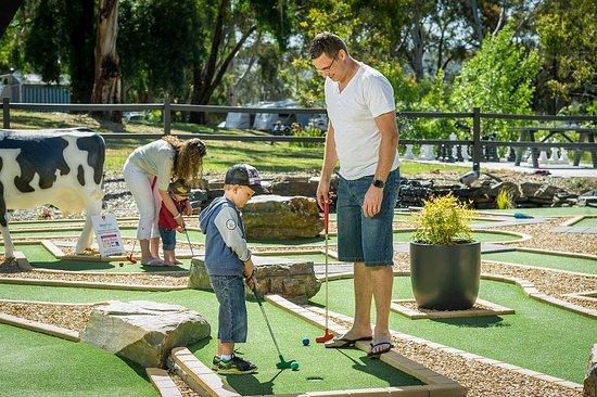 Hahndorf, Αυστραλία: Mini Golf