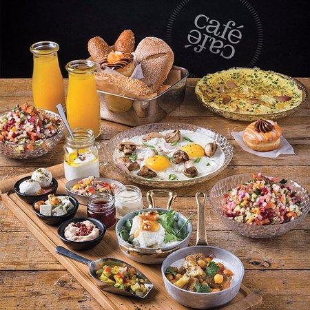 Cafe Cafe - Carmel