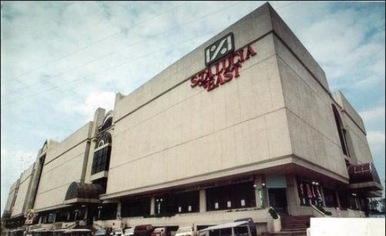 Cainta, Filipina: Sta. Lucia East Grand Mall