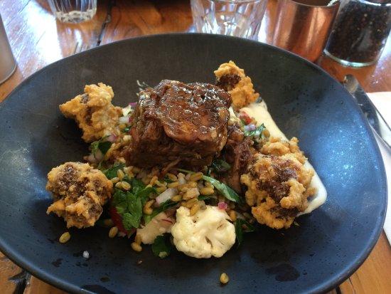 Inglewood, Austrália: Spiced Lamb