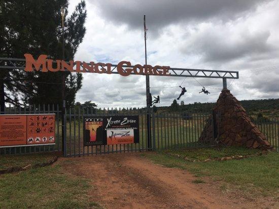 Cullinan, Zuid-Afrika: Entrance