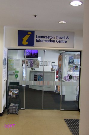 Launceston, Australia: Travel and Information Centre