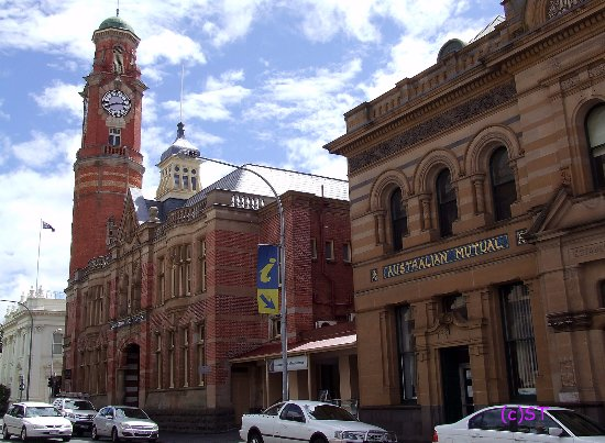 Launceston, Australia: The place next to Town Clock