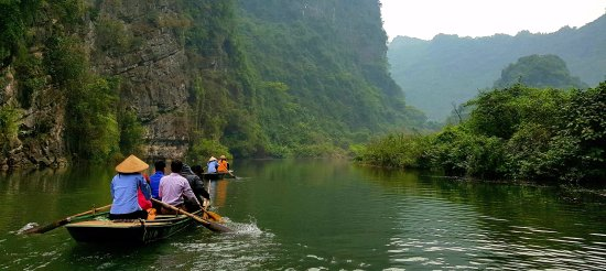 Hanoi Elite Hotel : Trang An Eco Park - boat tour (1 person!)