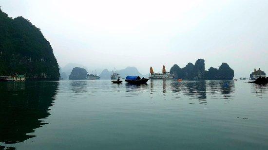 Hanoi Elite Hotel: Halong Bay cruise
