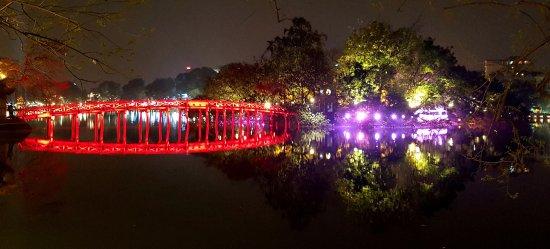 Hanoi Elite Hotel: Hoan Kiem Lake