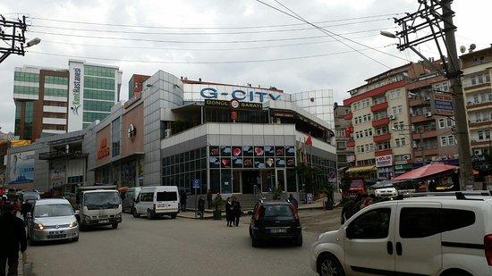 G-City Alisveris Merkezi