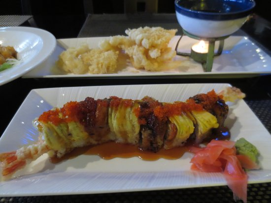 Bluefin Japanese Fusion and Lounge: One (1)