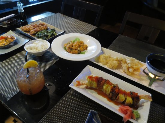 Bluefin Japanese Fusion and Lounge: Two (2)
