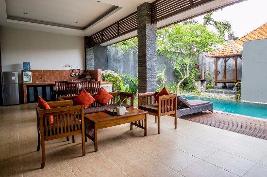 Pool - Picture of Transera Kirana Villa, Seminyak - Tripadvisor