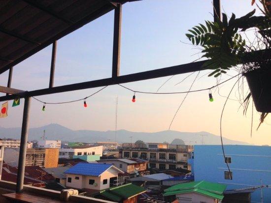 Sattahiptale Boutique Guesthouse & Hostel: City View