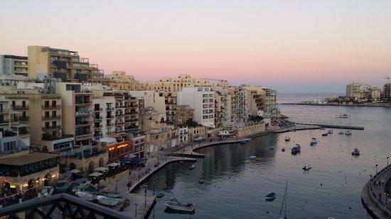 Hotel Juliani: view from balcony