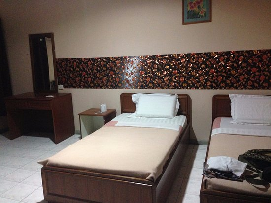 Tenom, Malaysia: 2 single beds