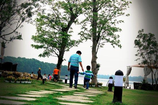Flamingo Dai Lai Resort: Khuôn viên rộng rãi
