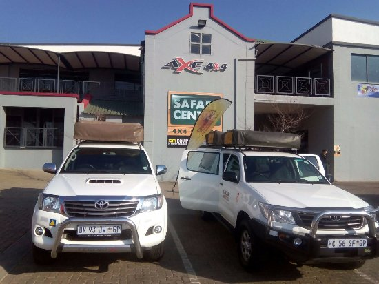 Safari 4x4 Hire