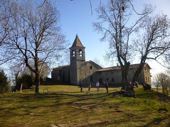 L'Esquirol, Espagne : Santuari de Cabrera