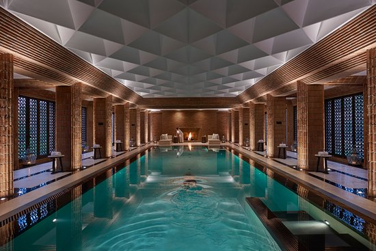 The Spa at Mandarin Oriental Marrakech