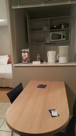 Sejours & Affaires Rive Gauche - Serris : 1 Bedroom Apartment