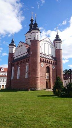 Suprasl, Polonia: Monaster Zwiastowania NMP