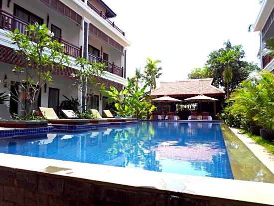 Mony suite boutique hotel siem reap bewertungen fotos for Was sind boutique hotels