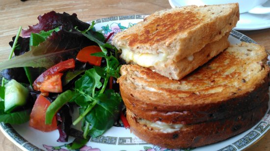 The Kitchenside Bakery : Just the best toastie ever!
