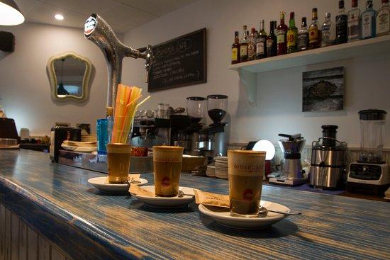 El Prat de Llobregat, Spain: Los mejores cafés
