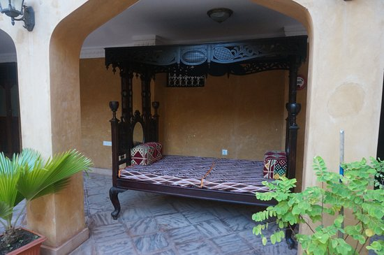 Great hotel for short stay to see Stone Town