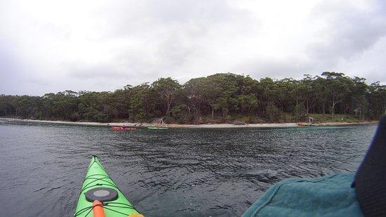 Huskisson, Australia: On the water
