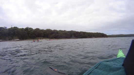 Huskisson, Australia: The way back home