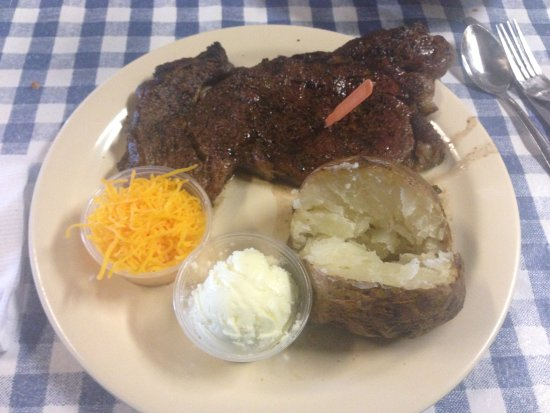 Abilene, Teksas: Steak