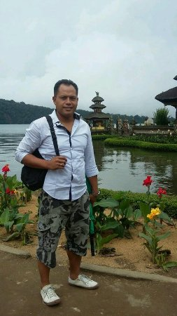 Tirtagangga Water Palace Villas: Tourism place at Bali
