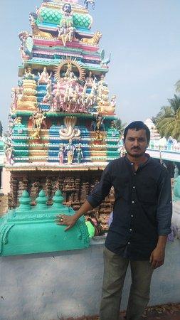 At Antarvedi Sri Lakshmi Narasimha Swamy Temple