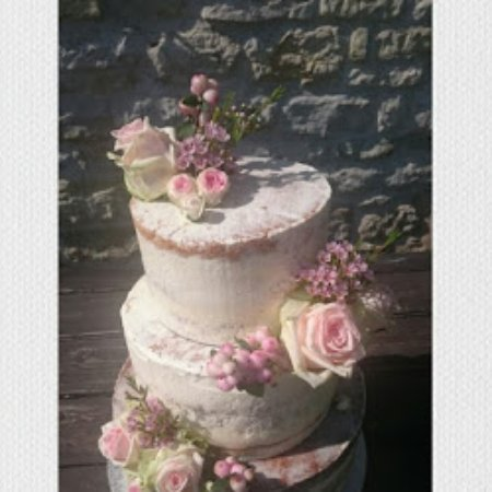 Hochzeitstorte Aus 2016 Bild Von Herzstuck Das Kuchenatelier