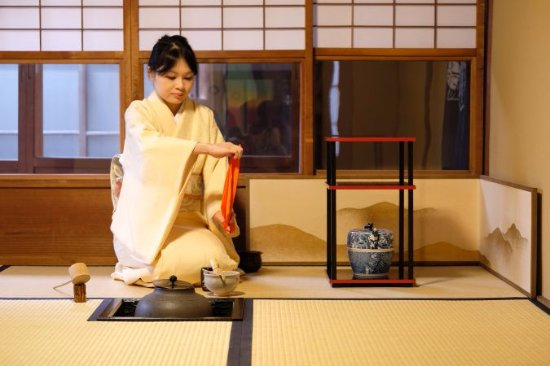 Tea Ceremony Koto
