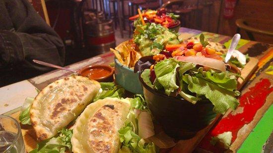 EL CHIVITO : Salade