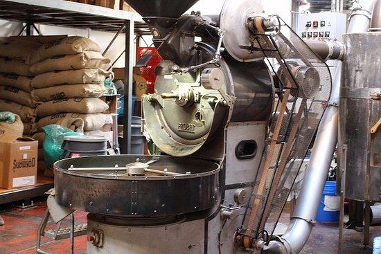 Photo of Cafe Four Barrel at 375 Valencia St, San Francisco, CA 94103, United States