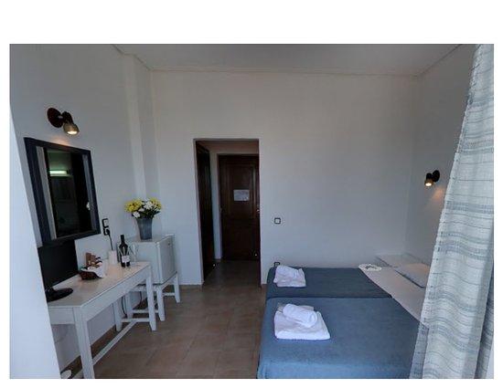 Parigoria, Greece: Room interior