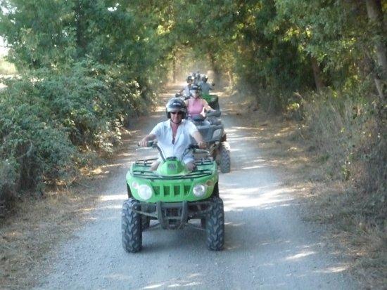 Camargue Découverte : une randonnée en quad en Camargue