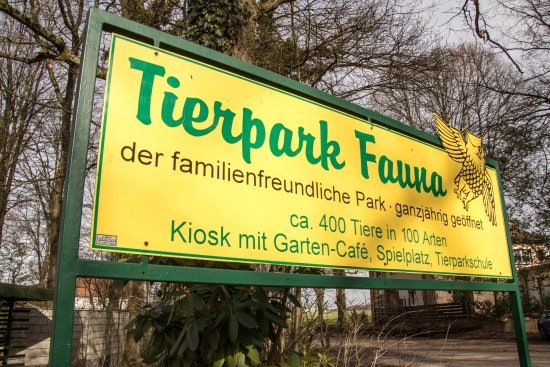 Solingen, Germany: Tierpark Fauna