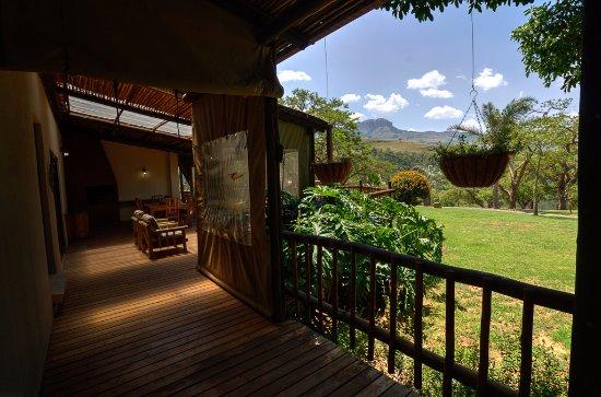 Balcony - Picture of Kwaggashoek Game Ranch, Bergville - Tripadvisor