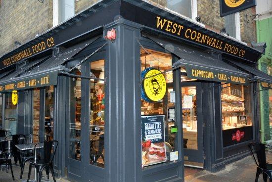West Cornwall Food Company: Always looks great