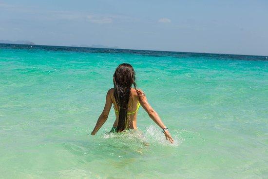 ราไวย์, ไทย: Пляж острова Майтон