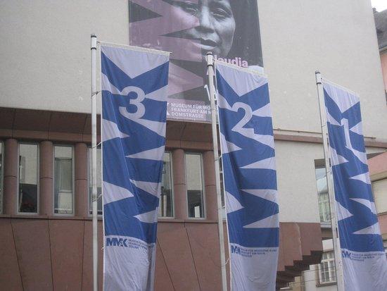 Museum of Modern Art (Museum fur Moderne Kunst) : Museum für Moderne Kunst