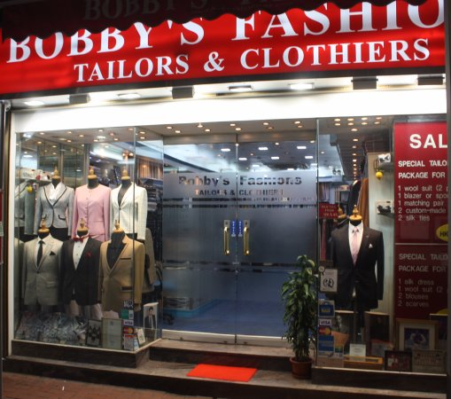 Bobby's Fashions Bespoke Tailors